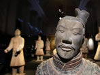 The Terracotta army and the First Emperor of China -  Events Amalfi coast - Art exhibitions Amalfi coast