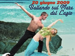 Dancing on the Lazio sea -  Events Latina - Shows Latina