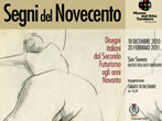 Signs of the 20th century -  Events San Severo - Art exhibitions San Severo