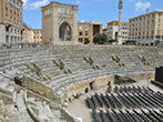 Anfiteatro romano di Lecce -  Events Salento - Attractions Salento