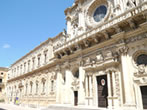 Basilica di Santa Croce -  Events Salento - Attractions Salento