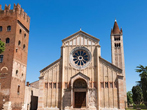 Basilica di San Zeno Maggiore -  Events Garda Veneto - Attractions Garda Veneto
