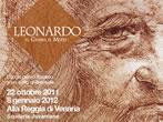 Leonardo. Italian genius, universal myth -  Events Venaria Reale - Art exhibitions Venaria Reale