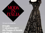 Fashion in Italy. 150 years of elegance -  Events Venaria Reale - Art exhibitions Venaria Reale