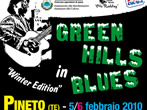 Green hills in blues - winter edition -  Events Pineto - Concerts Pineto