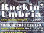 Rockin' Umbria -  Events Umbertide - Concerts Umbertide