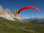 Dolomites flying meeting -  Events Canazei - Shows Canazei