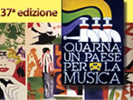 Quarna a town for music -  Events Quarna Sotto - Concerts Quarna Sotto