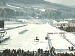 Cross Country Ski Centre, Tesero Lake -  Events Val di Fiemme - Attractions Val di Fiemme