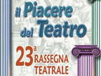 Il piacere del teatro -  Events Tesero - Theatre Tesero