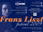 Franz Liszt festival -  Events Castel Gandolfo - Concerts Castel Gandolfo