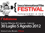 LIFF - Leuca International Film Festival -  Events Castrignano del Capo - Shows Castrignano del Capo