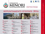 Summer in Minori -  Events Minori - Shows Minori