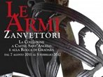 Zanvettori's weapons from Castel Sant'Angelo to Rocca di Gradara -  Events Gradara - Art exhibitions Gradara