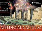 The siege of the castle -  Events Gradara - Shows Gradara