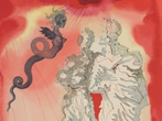Dante's Inferno from Dali' to Rauschenberg -  Events Gradara - Art exhibitions Gradara