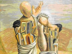 Italian masterpieces from the XX century -  Events Nuoro - Art exhibitions Nuoro