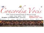 Concordia Vocis 2012 -  Events Tortoli' - Concerts Tortoli'
