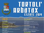 Arbatx - Tortoli': summer 2014 -  Events Tortoli' - Shows Tortoli'
