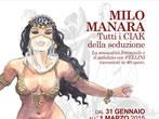 Milo Manara. Tutti i ciak della seduzione -  Events Acireale - Art exhibitions Acireale