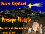 The living crib -  Events Torre Cajetani - Shows Torre Cajetani