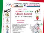 Sardinia tour -  Events Lanusei - Sport Lanusei