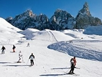 Skiing in Passo Rolle -  Events San Martino di Castrozza - Shows San Martino di Castrozza