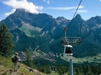 Tognola Cablecar -  Events San Martino di Castrozza - Attractions San Martino di Castrozza