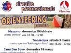 Primiero orienteering tour -  Events Transacqua - Sport Transacqua