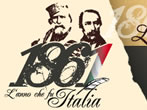 1861 The man who was Italy -  Events Cecina - Art exhibitions Cecina