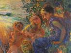 L'eredita' di Fattori e Puccini. Il gruppo Labronico tra le due guerre -  Events Livorno - Art exhibitions Livorno