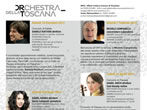 Concert season 2015-16 -  Events Piombino - Concerts Piombino