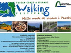 Tuscany walking festival: Val di Cornia -  Events Piombino - Shows Piombino