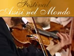 Assisi in the world -  Events Assisi - Concerts Assisi