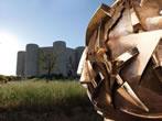 Arnaldo Pomodoro in Frederick II's castels -  Events Andria - Art exhibitions Andria