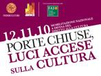Closed doors, light on culture -  Events Sestri Levante - Shows Sestri Levante