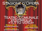 All Verdi -  Events Ventimiglia - Theatre Ventimiglia