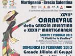 Carnevale martignanese e della Grecìa Salentina -  Events Martignano - Shows Martignano