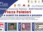 October, it's raining books - places of reading -  Events Martignano - Shows Martignano