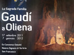 Sagrada Familia - Gaudi' in Oliena -  Events Oliena - Art exhibitions Oliena
