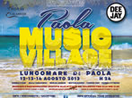 Paola Music Village -  Events Paola - Shows Paola