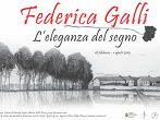 Federica Galli: l'eleganza del segno -  Events Cremona - Art exhibitions Cremona