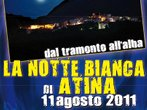 White night -  Events Atina - Shows Atina