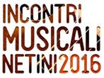 Incontri musicali netini -  Events Noto - Concerts Noto