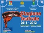 Theatre season 2011-12 -  Events Palazzolo Acreide - Theatre Palazzolo Acreide