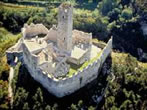 The castle of Drena, between history and legend -  Events Drena - Shows Drena