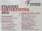 Concerts season -  Events Rovigo - Concerts Rovigo