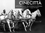 CINECITTÀ. Facts and figures between cinema and news -  Events Rome - Art exhibitions Rome