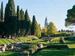 Archaeological area of Aquileia -  Events Aquileia - Attractions Aquileia