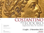 Costantino and Teodoro. Aquileia in the 4th century -  Events Aquileia - Art exhibitions Aquileia